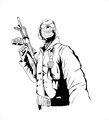 Call Of Duty Black Ops Coloring Pages 551014 Call Of Duty Black Ops Coloring Pages