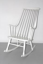 Rocking Chair Makers Grandessa Rocking Chair By Lena Larsson For Nesto 1961 For Sale