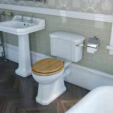 the camberley bathroom suite range is a real design classic