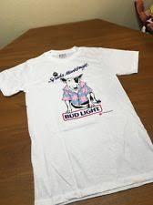 coors light t shirt amazon spuds mackenzie shirt ebay