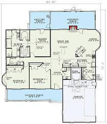 Country Home Floor Plans Plan 5980nd Country Home Plan With Grilling Patio Patios