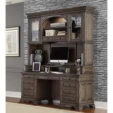 Desk Hutch Bookcase Merritt U Shape Desk With Hutch Bookcase And Lateral File