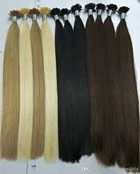 pre bonded hair elibess hair pre bonded hair extension 0 8g strand 200strandssraight