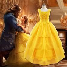 Halloween Costume Belle Popular Princess Belle Dress Adults Buy Cheap Princess Belle Dress