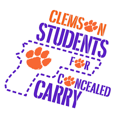 Sc Cwp Reciprocity Map Clemson Students For Concealed Carry On Campus