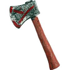 amazon com zombie hunter axe costume accessory clothing