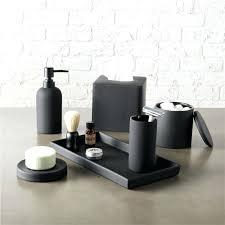 designer bathroom accessories designer bathroom accessories contemporary set the standard in