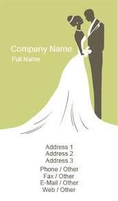 Business Card Wedding Business Card Templates Wedding