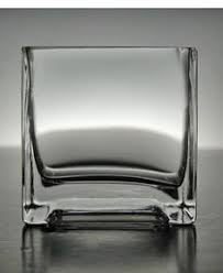 6 Inch Square Vase Cylinder Glass Vases Contemporary 6in Glass Cylinder Vases