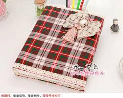 Diy Wedding Album Fabric Cover 7inch Size Handmade Diy Wedding New Born Baby Photo