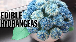 hydrangea bouquet how to make an edible hydrangea bouquet food network
