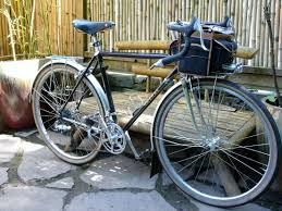 peugeot sport bike convert 700c to 650b restoring vintage bicycles from the hand