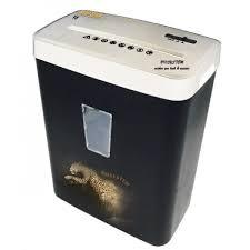 biosystem personal shredder v6 paper shredder office automation