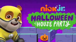 halloween game party nick jr halloween house party paw patrol game full episode