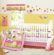 pink crib dust ruffle navy and gray woodland crib skirt box pleat