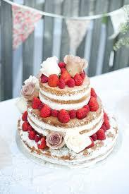 Strawberry Shortcake Wedding Cake Would Make An Amazing