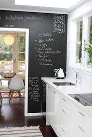 tableau craie cuisine tableau noir deco inspirations et tableau noir cuisine avec
