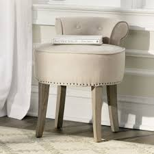 Perla Vanity Chair Vanity Chair Queensley Vanity Chair Antique Ivory Click To