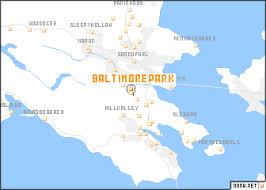 map us baltimore baltimore park united states usa map nona net