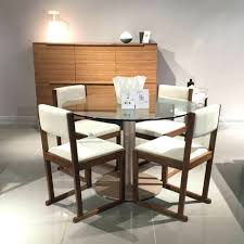 Pedestal Kitchen Table And Chairs - interior white pedestal table faedaworks com
