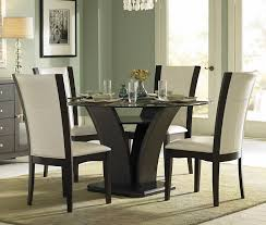 dining room table remarkable espresso dining table set design