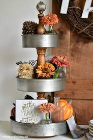 it u0027s easy how to make a modern farmhouse tiered tray an