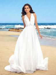 wedding dreses simple v neck beading court wedding dress 11181165