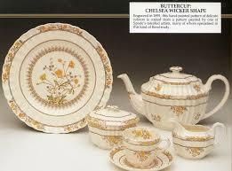 spode history spode and buttercups and dandelions