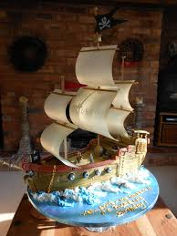pirate ship cake pirate ship cake the wedding cake