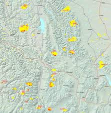 Fire Map Oregon by Montana Fires Keep Growing New Fire Forces Evacuations Near Evaro