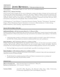 architecture student resume for internship design architect resume sales architect lewesmr