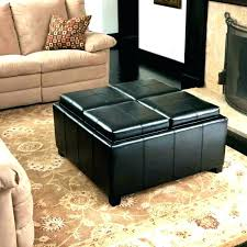 Ottoman With Flip Top Tray Flip Top Ottoman Coffee Table Storage Ottoman With Tray Ottomans