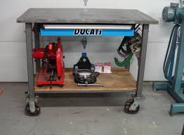 Folding Welding Table Workbench Pics Please Adventure Rider