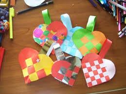 how to make danish christmas hearts printable