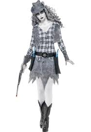 ghost town cowgirl costume halloween costumes at escapade uk