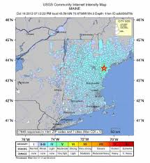 Portland Maine Zip Code Map by What Caused The Maine Earthquake Earthquake News U0026 Facts