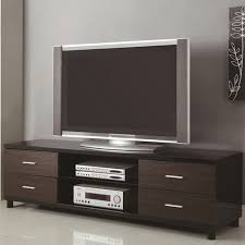 Black Tv Cabinet With Drawers Black Wood Tv Stand Steal A Sofa Furniture Outlet Los Angeles Ca