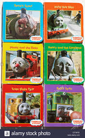 selection thomas u0026 friends books stock photo royalty