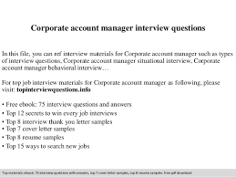 good resume for accounts manager job in bangalore railway corporate account manager interview questions 1 638 jpg cb 1409446116