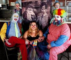 trott family to clown around for 50th year in clinton portland