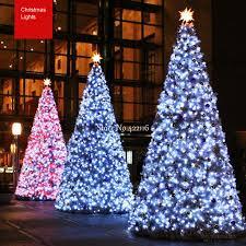 400 led outdoor christmas lights 50m 400 led string fairy lights guirlande new year christmas lights