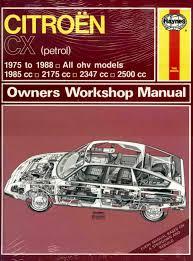 citroen shop service manuals at books4cars com
