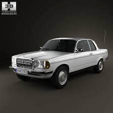mercedes w123 coupe for sale mercedes e class w123 coupe 1975 3d model hum3d