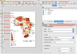 qgis layout mode cours 03 mapping statistics proportional circles geography lu