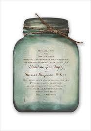 mason jar invitations template best 25 mason jar invitations ideas