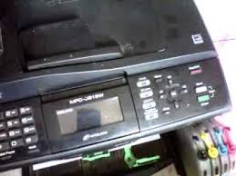 brother printer mfc j220 resetter brother printeer mfc j 615 dw reset purge counter unable to init 46