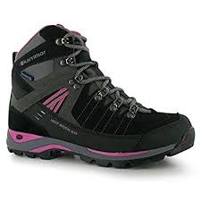 womens hiking boots uk karrimor womens rock weathertite waterproof trekking