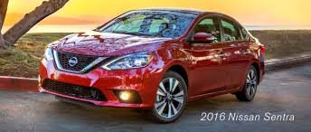 red nissan sentra 2016 nissan sentra in dayton oh