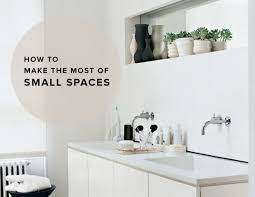 Make The Most Of A Small Bathroom 14 Ways To Make The Most Of A Small Space Huffpost