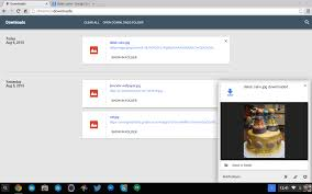 where is the history page on a chromebook sneak peek at the new look chrome download history page